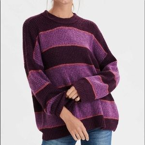 American Eagle Waffle Texture Sweater NWT Sz XL